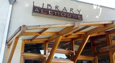 Photo of American Restaurant The Library Alehouse at 2911 Main St, Santa Monica, CA 90405, United States
