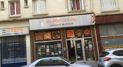 Photo of Record Shop Souffle Continu at 20 Rue Gerbier, Paris 75011, France