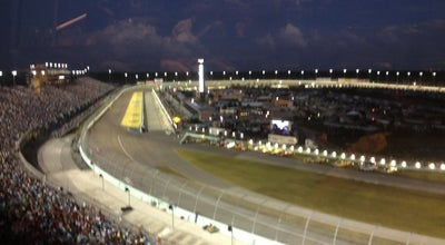 Photo of Tourist Attraction Homestead Miami Speedway at 1 Speedway Blvd, Homestead, FL 33035, United States