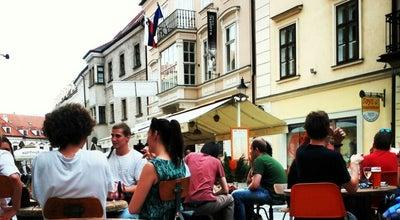 Photo of Modern European Restaurant KONTAKT at Ventúrska 12, Bratislava 811 01, Slovakia