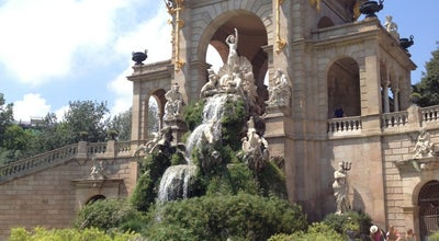 Photo of Monument / Landmark Cascada Monumental at Passeig De Picasso, 21, Barcelona 08003, Spain