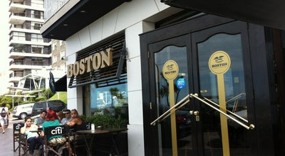 Photo of Cafe Boston at Av. Patricio Peralta Ramos 3887, Mar del Plata, Argentina