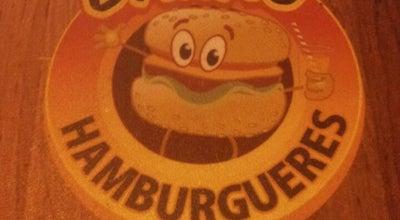 Photo of Burger Joint Barão Hamburgueres at Av. Dois De Julho, 03, Ilhéus, Brazil