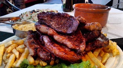 Photo of Brazilian Restaurant Varanda da Picanha at R. Floriano Peixoto, 40, Ribeirão Preto, Brazil