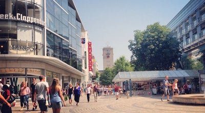 Photo of Pedestrian Plaza Königstraße at Königstr., Stuttgart 70173, Germany
