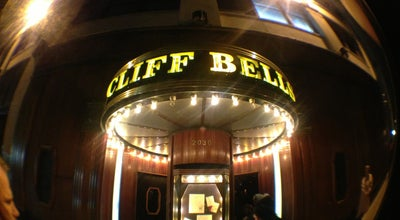Photo of American Restaurant Cliff Bells at 2030 Park Ave, Detroit, MI 48226, United States
