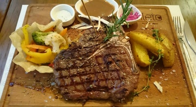 Photo of Steakhouse Fileto Restaurant at Hoybar Mahallesi, İstanbul  Sirkeci, Turkey