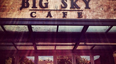 Photo of American Restaurant Big Sky Cafe at 1121 Broad St, San Luis Obispo, CA 93401, United States