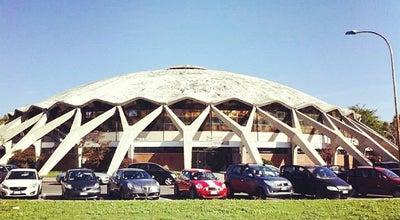 Photo of Basketball Stadium Pala Tiziano at Piazza Apollodoro, Rome 00196, Italy
