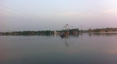 Photo of Lake The Chathiyath Chicane at Chathyath Lake, Cochin, India