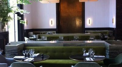 Photo of French Restaurant Monsieur Bleu at 20 Avenue De New York, Paris 75116, France