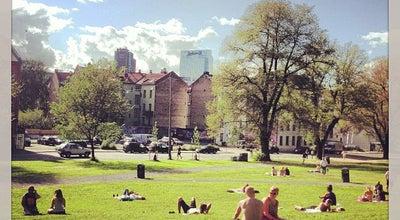 Photo of Park Botsparken at Botsparken, Oslo 0190, Norway