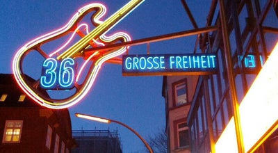 Photo of Rock Club Große Freiheit 36 at Große Freiheit 36, Hamburg 20359, Germany