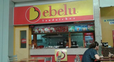 Photo of Burger Joint Bebelu at Partage Shopping Mossoró, Mossoró 59607-330, Brazil