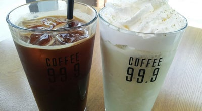 Photo of Cafe coffee 99.9 at 1100로 3173 2층, 제주시, 제주특별자치도, South Korea