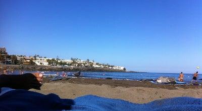 Photo of Beach Playa de Las Burras at C/ De Las Tabaibas, San Bartolomé de Tirajana, Spain