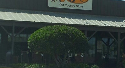 Photo of American Restaurant Cracker Barrel Old Country Store at 2550 Peters Rd, Fort Pierce, FL 34945, United States