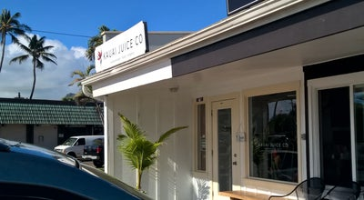 Photo of American Restaurant Kauai Juice Co at 4-1384 Kuhio Hwy, Kapaa, HI 96746, United States
