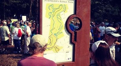 Photo of Trail Stringers Ridge Hiking Trail at Chattanooga, TN, United States