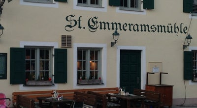 Photo of German Restaurant Sankt Emmeramsmühle at Sankt Emmeram 41, München 81925, Germany