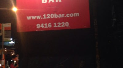 Photo of Bar One Twenty Bar at 120 Johnston Street, Fitzroy, Vi, Australia