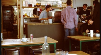 Photo of Cafe Embassy East at 285 Hoxton Street, London N1 5JX, United Kingdom