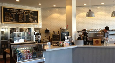 Photo of Cafe Beacon Coffee & Pantry at 805 Columbus Ave, San Francisco, CA 94133, United States