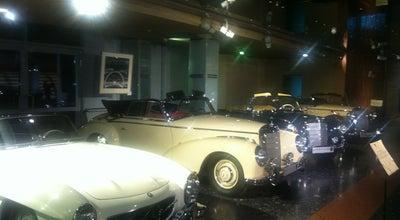 Photo of Museum Автовилль at Усачева Ул., 2, Стр. 1, Москва, Russia