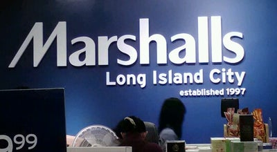 Photo of Department Store Marshalls at 48-18 Northern Blvd, Long Island City, NY 11101, United States