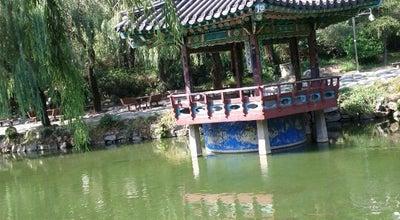 Photo of Lake 인하대학교 인경호 / Ingyeongho Lake at 남구 인하로 100, 인천광역시, South Korea