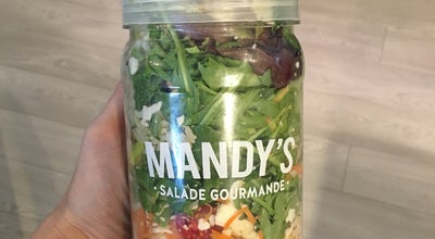 Photo of Salad Place Mandy's at 2067 Crescent, Montreal, Qu, Canada