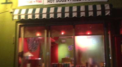 Photo of Hot Dog Joint The Little Dog at 566 College St, Toronto, ON M6G 1A9, Canada