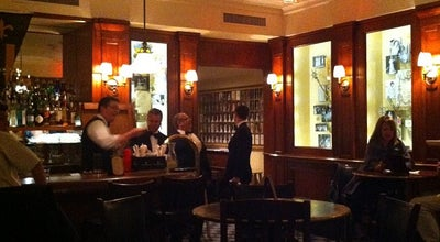Photo of French Restaurant The Hermes Bar in Antoine's Restaurant at 725 St. Louis Street, New Orleans, LA 70130, United States