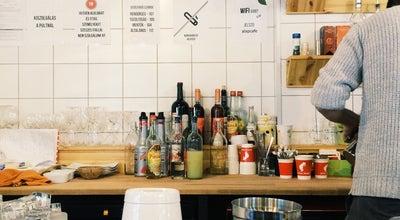 Photo of Cafe Alap at Bajcsy Zsilinszky U. 35., Budapest 1065, Hungary