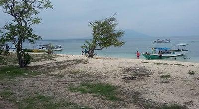 Photo of Beach Pulau Tabuhan at Wongsorejo, Banyuwangi, Indonesia