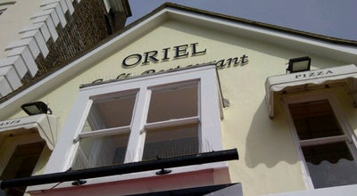 Photo of Italian Restaurant Oriel Cafe Restaurant at 15 The Quay, Poole BH15 1HS, United Kingdom