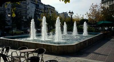 Photo of Plaza Πλατεία Μαβίλη (Mavili Square) at Πλατεία Μαβίλη, Αθήνα 115 21, Greece