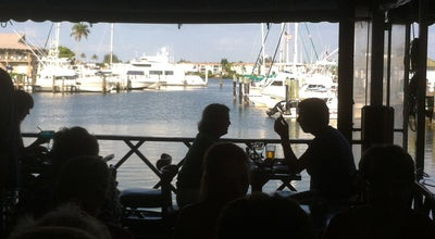 Photo of Seafood Restaurant The Dock At Crayton Cove at 845 12th Ave S, Naples, FL 34102, United States