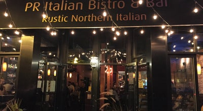 Photo of Wine Bar PR Italian Bistro at 3908 North Sheridan Road, Chicago, IL 60613, United States
