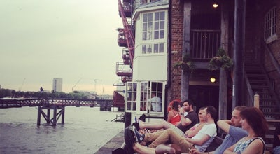 Photo of Bar Captain Kidd at 108 Wapping High Street, London E1W 2NE, United Kingdom