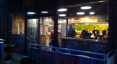 Photo of American Restaurant Dirty Burger at Vauxhall Railway Station 6 South Lambeth Road, London SW8 1SS, United Kingdom