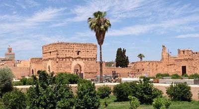 Photo of Historic Site El Badi Palace at Marrakech, Morocco
