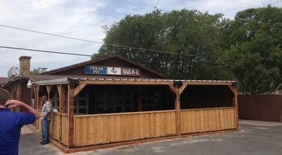 Photo of American Restaurant Texas Pit BBQ at 324 S Saginaw Blvd, Saginaw, TX 76179, United States