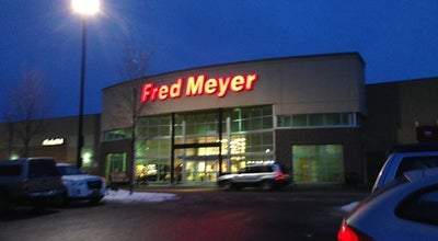 Photo of Supermarket Fred Meyer at 2300 Abbott Rd, Anchorage, AK 99507, United States