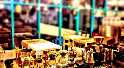Photo of Coffee Shop Tamp & Pull at Váci Út 85., Budapest 1139, Hungary