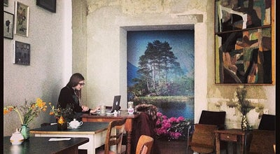 Photo of Cafe Tischendorf at Friedelstr. 25, Berlin 12047, Germany