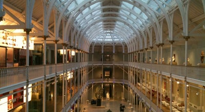 Photo of Science Museum National Museum of Scotland at Chambers Street, Edinburgh EH1 1JF, United Kingdom