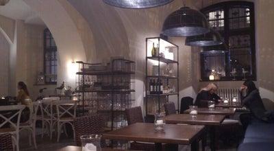 Photo of Mediterranean Restaurant La Cava Barcelona at Panska 15, Bratislava 811 01, Slovakia