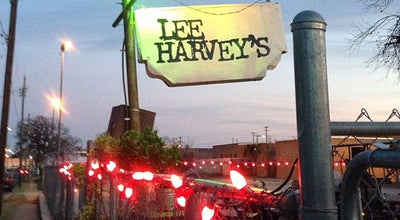 Photo of Nightclub Lee Harvey's at 1807 Gould St, Dallas, TX 75215, United States
