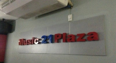 Photo of Karaoke Bar Music 21 Plaza at Timog Ave., Quezon City, Philippines